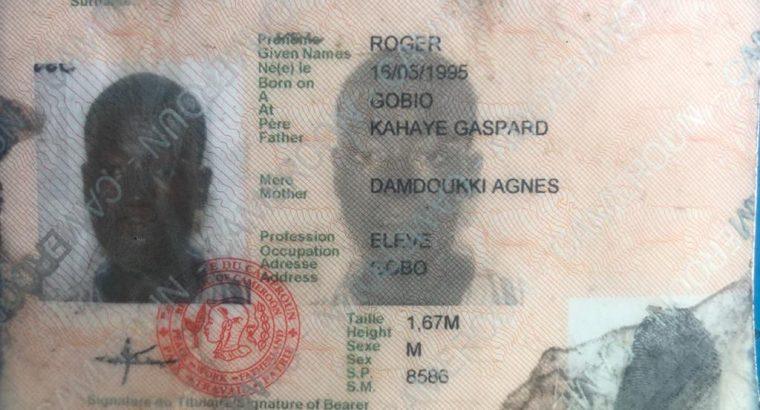 KAHAYE ROGER