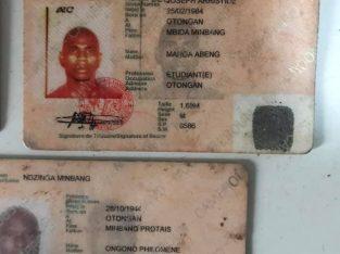 NDZINGA Aristide
