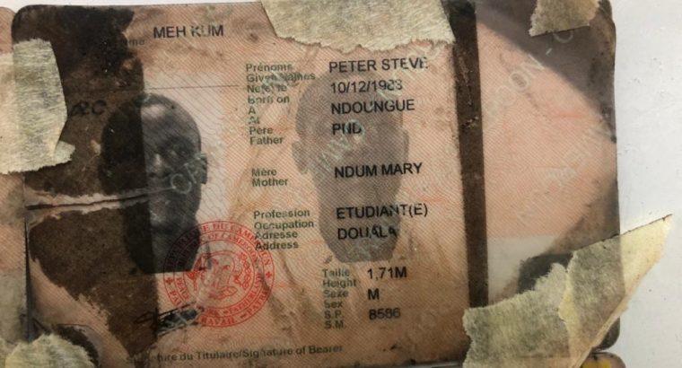 MEH KUM PETER STEVE