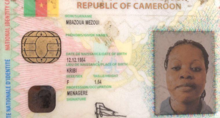 MBAZOUA MEZOUI
